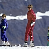 Choose Lech Like Diana, William, and Harry