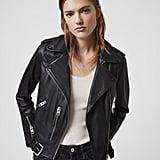 A Similar Allsaints Leather Biker Jacket