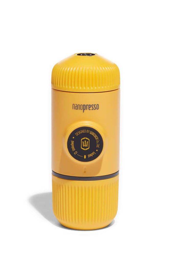 Soda Says x Wacaco Nanopresso Portable Espresso Machine