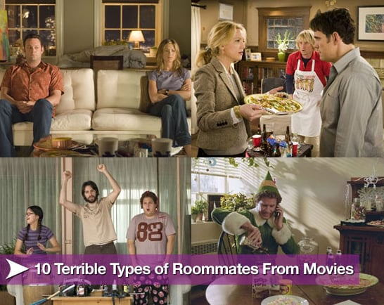 Sugar Shout Out: Roommates to Avoid Courtesy of Silver Screen Examples