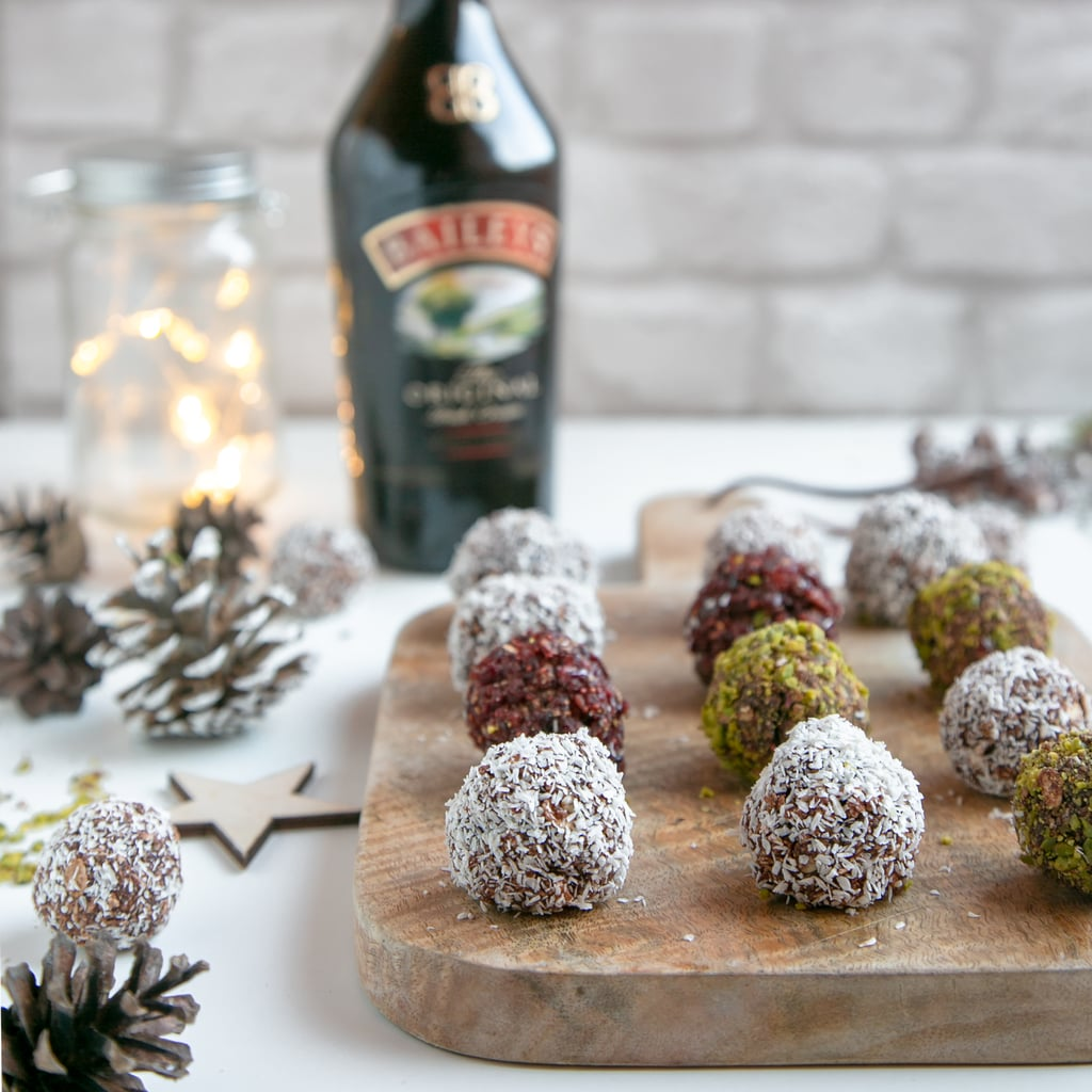 The Petite Cook's Christmas Treat: Swedish Chocolate Balls