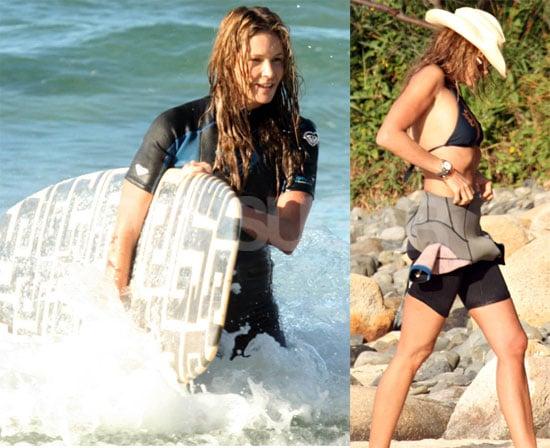 Bikini Photos of Elle Macpherson in Australia