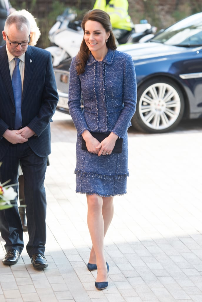For 2017, Kate's Rebecca Taylor Suit Got a Refresh