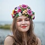 Flower Crown Wreath