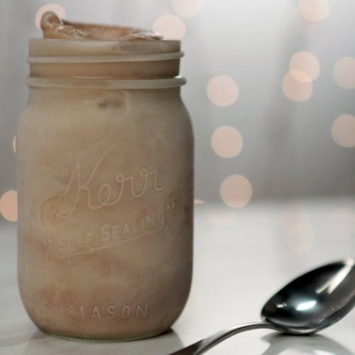 Recipe For Healthy Homemade Frappuccino
