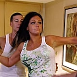 JWoww on Her Type
