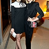 Jaime King and January Jones
