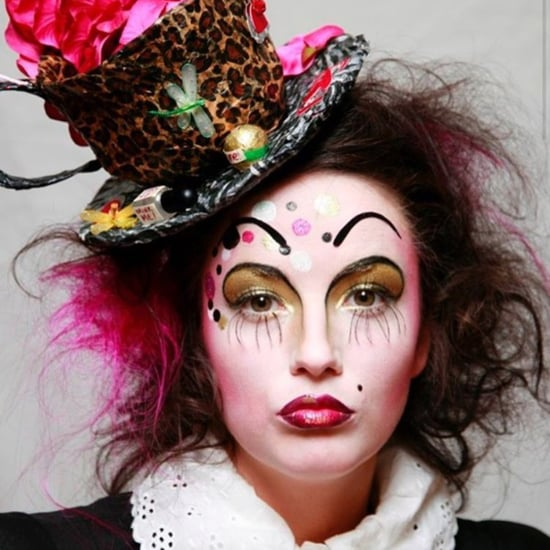 Alice in Wonderland Halloween Makeup Ideas