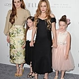 Lisa Marie Presley Family Pictures