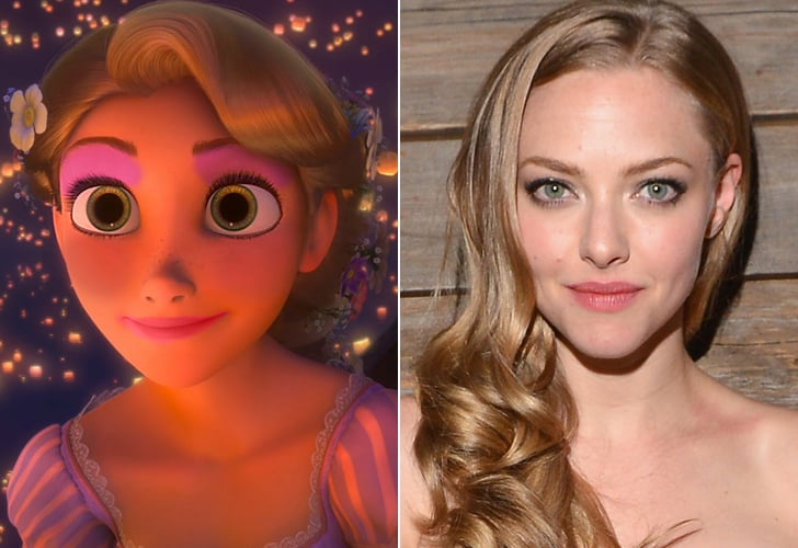 Rapunzel — Amanda Seyfried