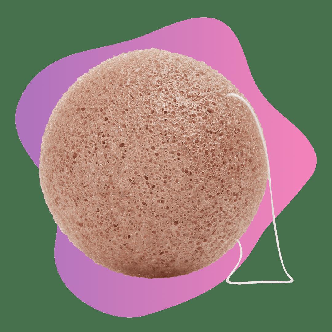 Not Just A* Konjac Face Sponge