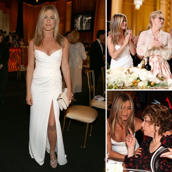 Jennifer Aniston at Shirley MacLaine AFI Event Pictures