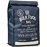 Onya Reusable Bulk Food Bag Large - Charcoal ($10)
