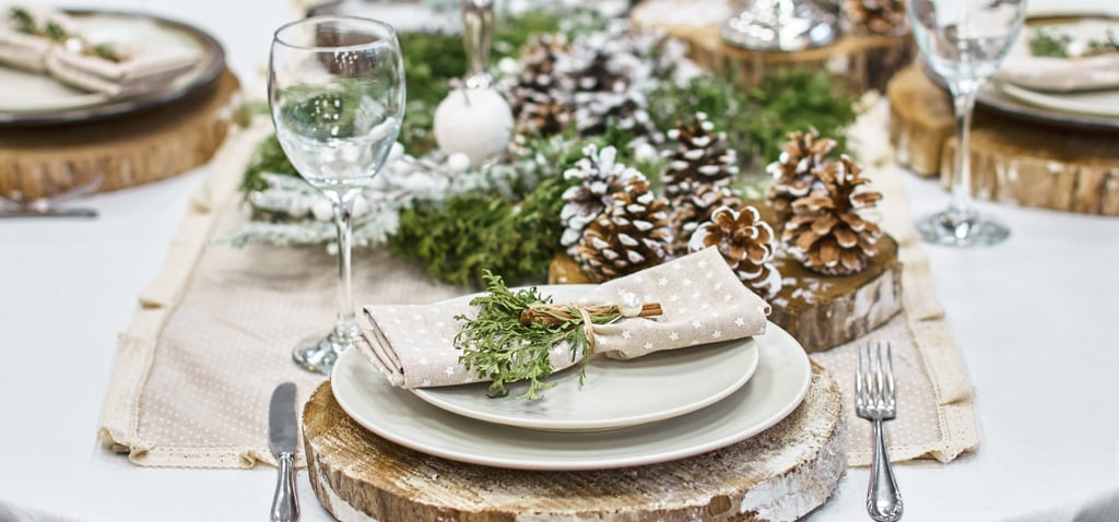 How to Remove Food Stains From Holiday Table Linens