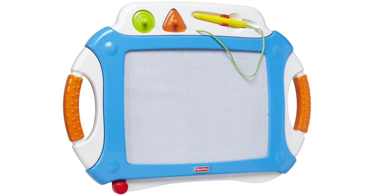 For Toddlers: Fisher-Price Doodle Pro Classic | The Best Toys For Travel | POPSUGAR Family Photo 8