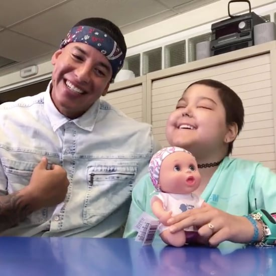 Daddy Yankee Singing Despacito With Cancer Patient