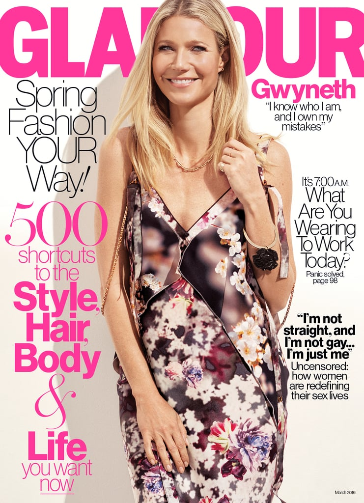 "Gwyneth Paltrow Talks About Her Split From Chris Martin: ""He's Like My Brother"""