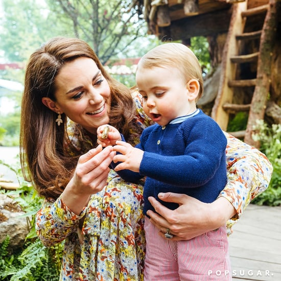 Kate Middleton's Floral & Other Stories Dress
