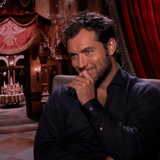 jude law interview for anna karenina popsugar entertainment
