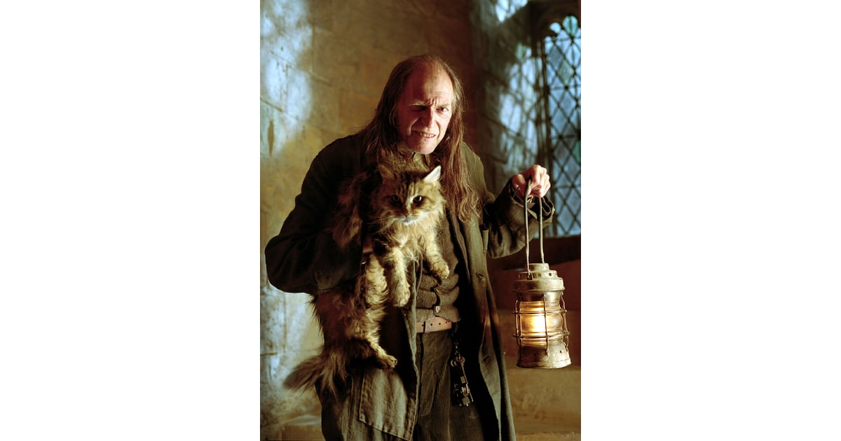 Kia Of Bradley >> David Bradley as Argus Filch | 6 Harry Potter and Game of Thrones Crossovers You Probably Didn't ...