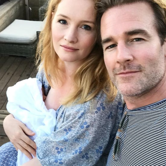 James Van Der Beek on Breastfeeding Moms