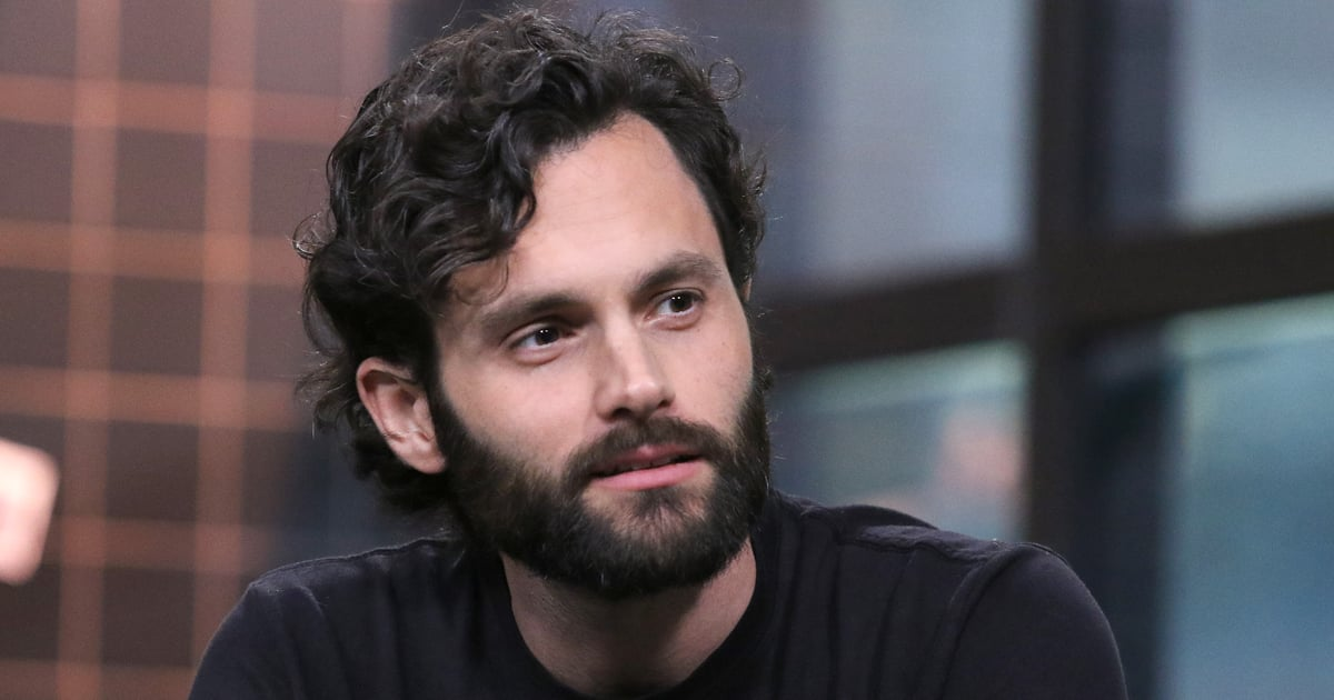 """Penn Badgley Admits His Pleasant Fatherhood Experience Is, Ahem, """"Not Helpful"""" to His Role on You.jpg"""