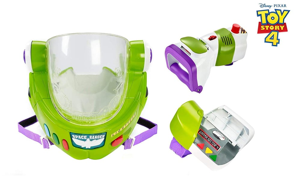 For 5-Year-Olds: Disney Pixar Toy Story 4 Buzz Lightyear 3-In-1 Armor Pack