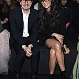 Pictured: Demi Moore and Gary Oldman