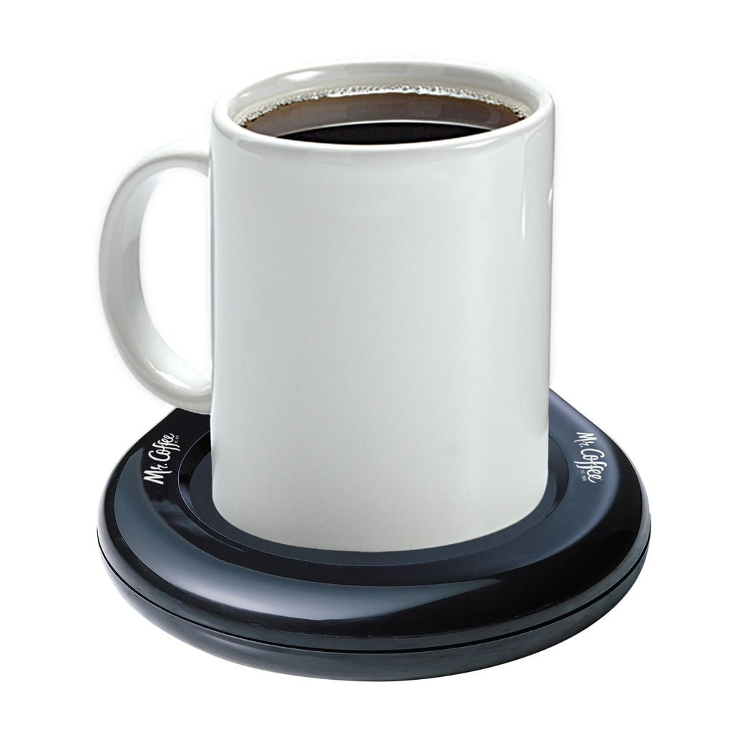 A Mug Warmer That Heats Up Your Drinks