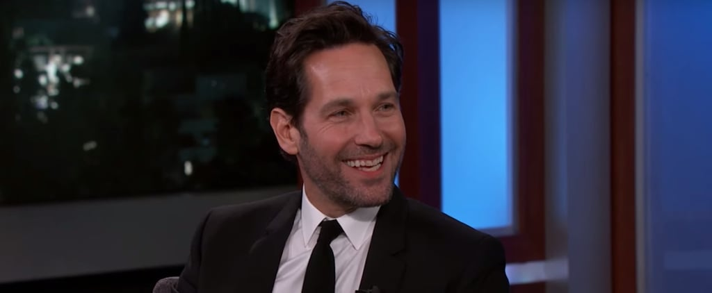 Paul Rudd on Ghostbusters, Ant-Man, and Living With Yourself