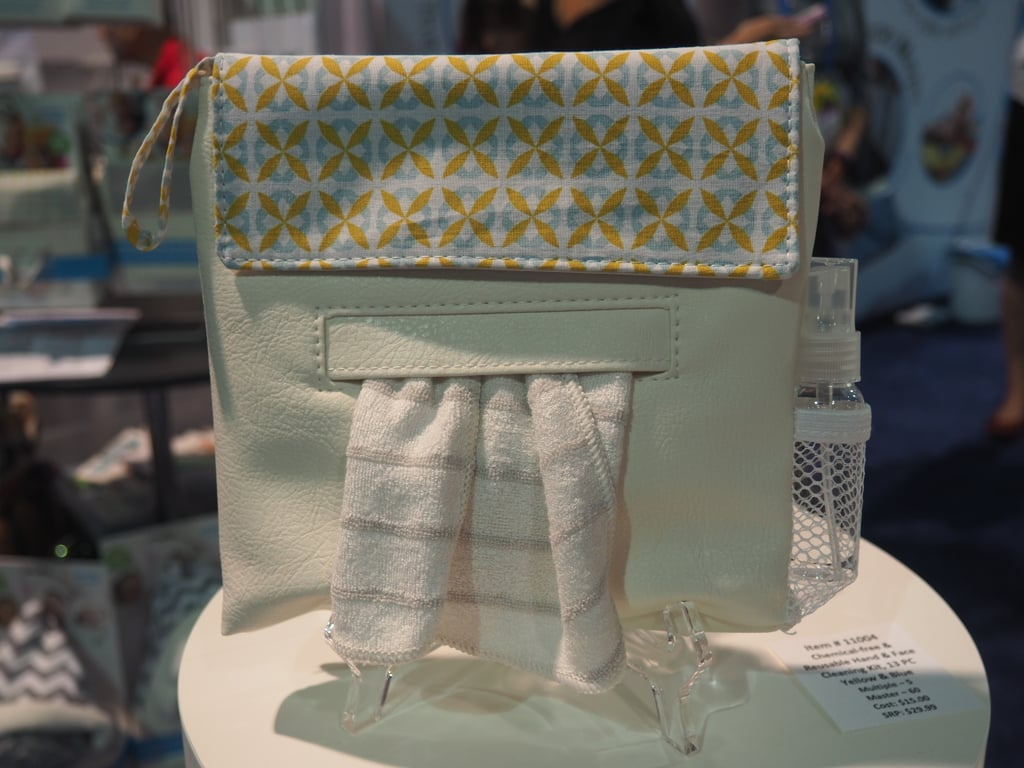 eCloth Reusable Baby Wipes