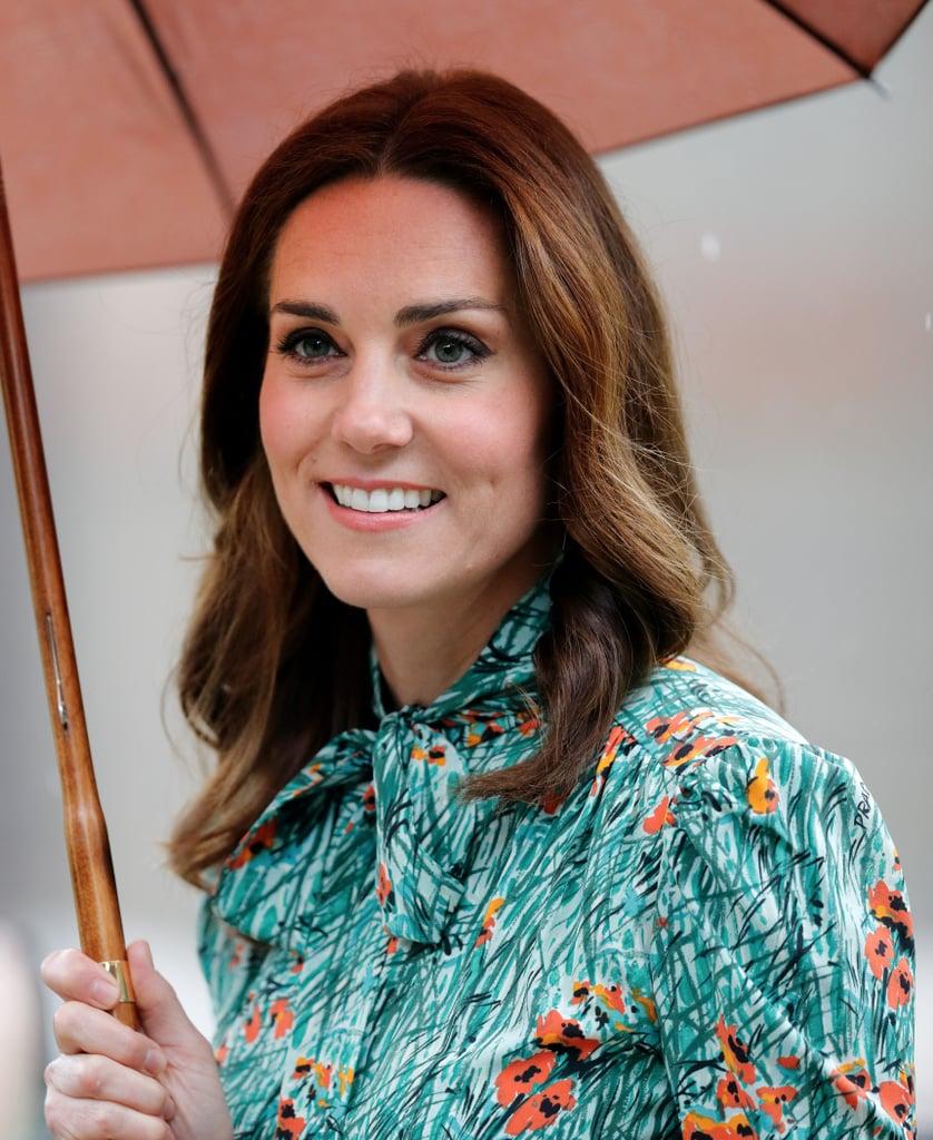 The Duchess of Cambridge Pregnancy Hair Conspiracy