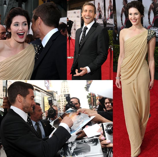 Pictures of Jake Gyllenhaal, Tom Cruise, Jerry Bruckheimer at LA Prince of Persia Premiere 2010-05-18 16:00:18