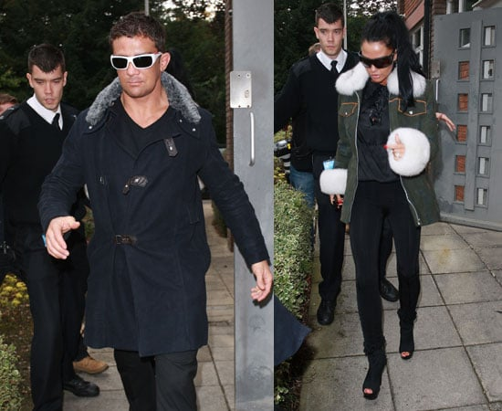 Pictures of Katie Price at Court