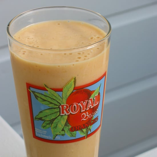 Mango-Yogurt Smoothie Recipe