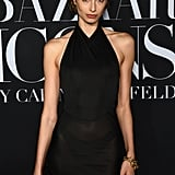 Alexandra Agoston at the Harper's Bazaar ICONS Party