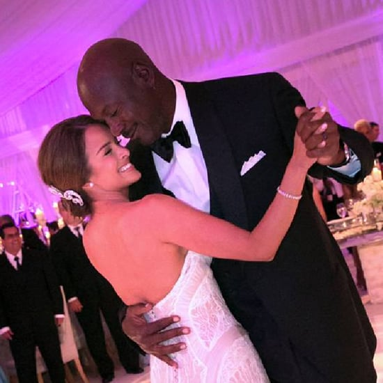 Michael Jordan's Wedding to Yvette Prieto | Video