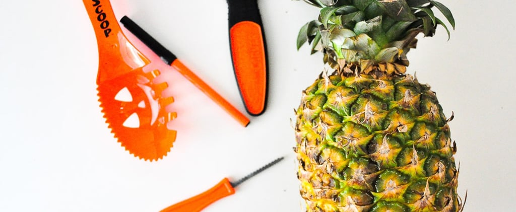 How to Carve a Pineapple Jack-o'-Lantern