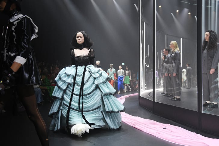 Gucci Fall Winter 2020 Runway Show At Milan Fashion Week Popsugar Fashion