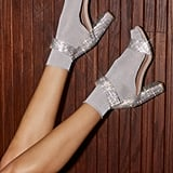 Jeffrey Campbell Sparkle and Shine Heels