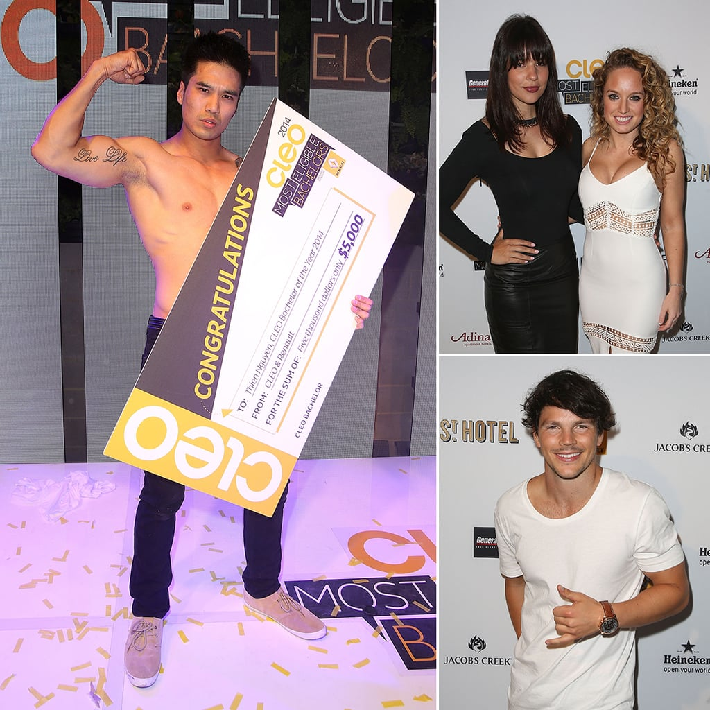 2014 cleo bachelor of the year winner and party pictures popsugar 2014 cleo bachelor of the year winner and party pictures thecheapjerseys Choice Image
