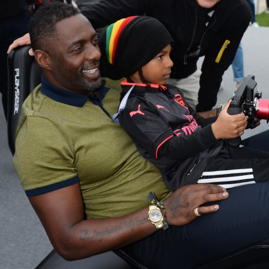 Sexiest Man Alive Idris Elba Fatherhood Quotes 2018