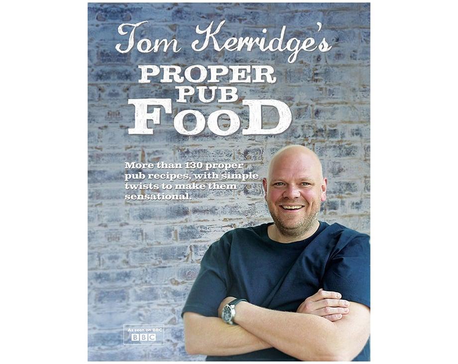 Tom kerridges proper pub food best cookery books popsugar uk tom kerridges proper pub food forumfinder Images