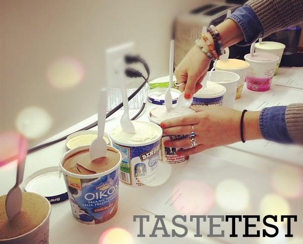 Taste Test: 15 Greek Frozen Yogurts