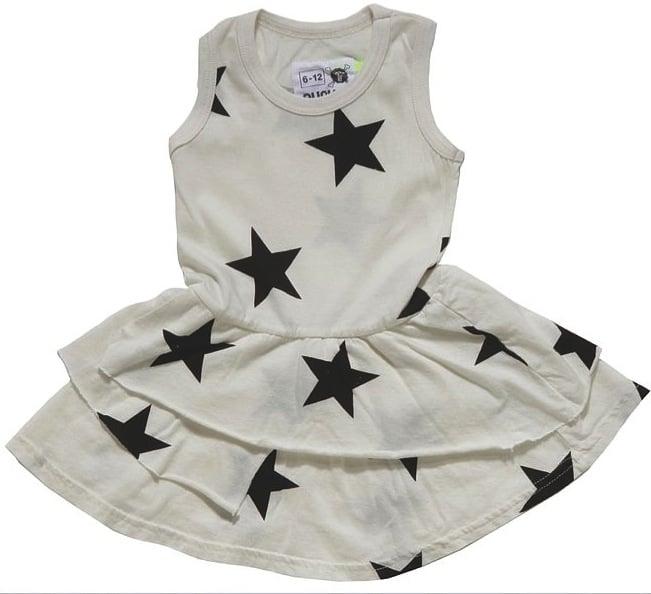 Star Print Tutu Dress