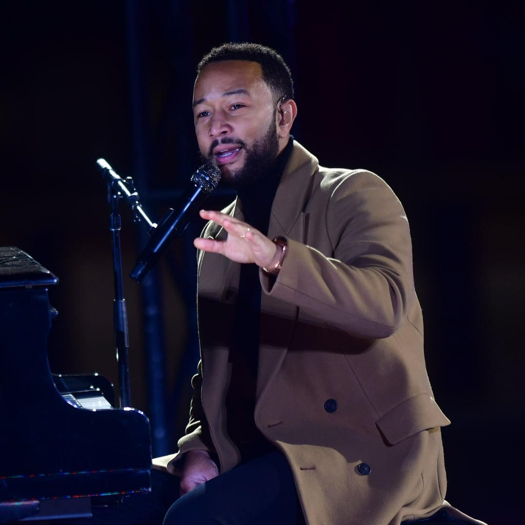 Watch John Legend's Speech at Biden Rally in Pennsylvania