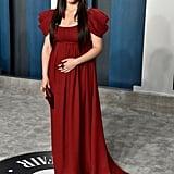 America Ferrara at the Vanity Fair Oscars Afterparty 2020