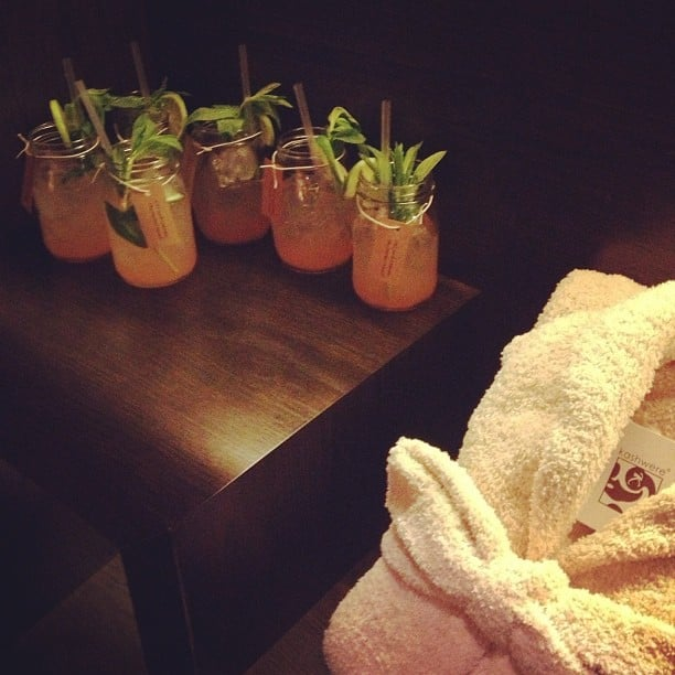 Mocktails and bathrobes — perfect day spa essentials if you ask us! Associate editor Gen went to a launch to celebrate Sodashi Skincare joining forces with CHI Day Spa at the Shangri-La in Sydney.