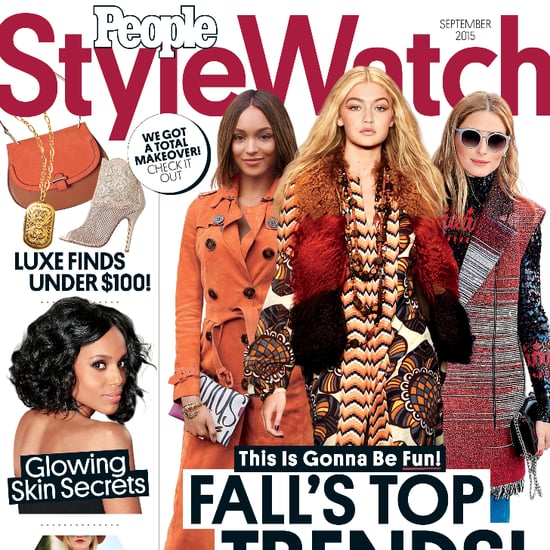People StyleWatch September 2015 Cover