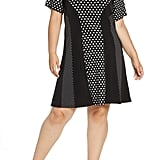 MICHAEL Michael Kors Mod Dot Combo Dress